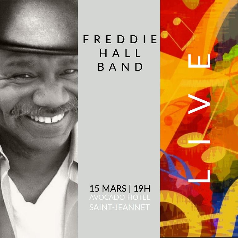 Freddie Hall Band Live!