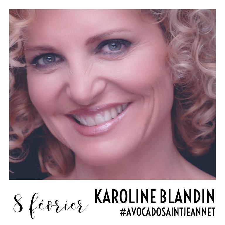 Karoline Blandin Live !