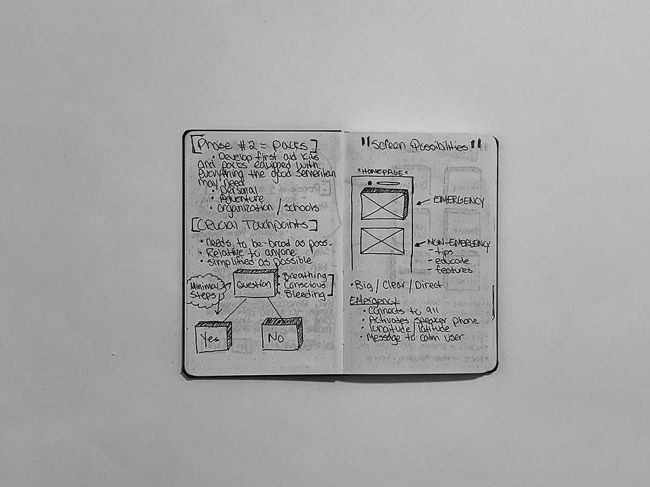 Screen Design & Kit Notes