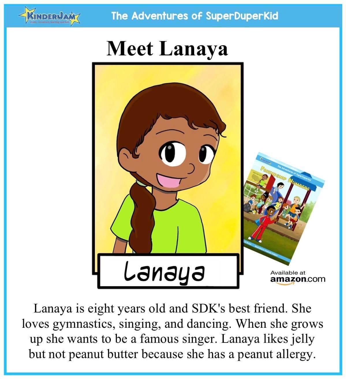 Lanaya