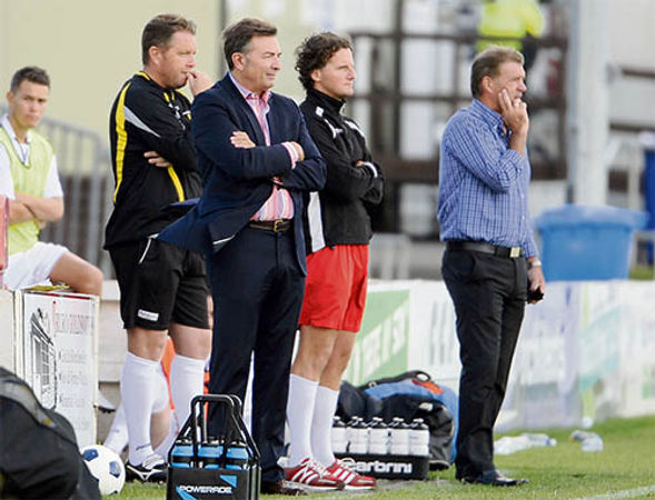 'A third time at Truro wasn't something I really enjoyed'