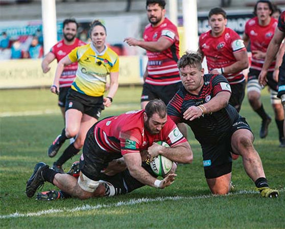 Win is rugby's wake-up call
