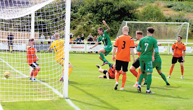 Seagulls denied victory in historic first league game
