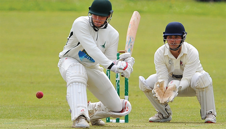 No repeat of cup heroics as Cally lose by eight wickets