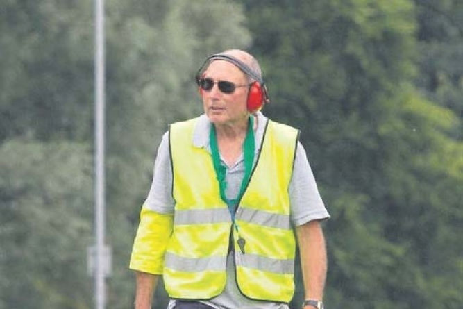 Special and natural coach is mourned by Athletics club