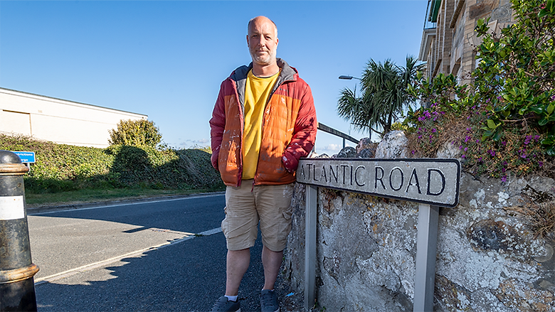 Road signs are rubbing residents up wrong way
