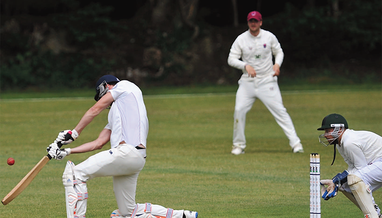 Visitors skittled out for 63 in heavy seven-wicket loss