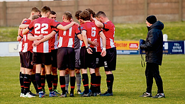 Saltash United reserves' hopes of progressing in this season's St Piran League Cup may be all but over, but manager Robin Duff says the form his side have shown in recent weeks bodes well for next season.
