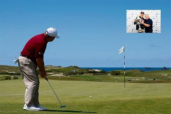 Woosnam leads all-star line up at Trevose Legends event