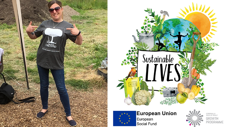 'Sustainable Lives' sparks a local resident's new career ambitions