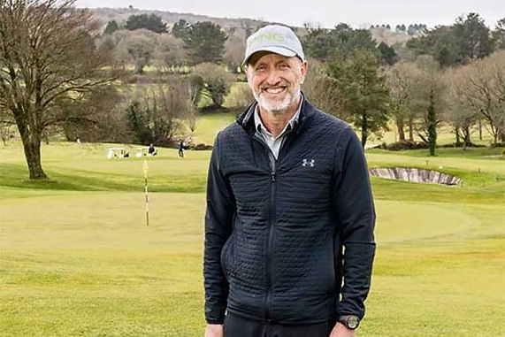 Golfers back on course as covid restrictions loosen