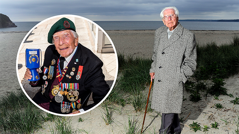 'We will never forget': Harry's final mission accomplished
