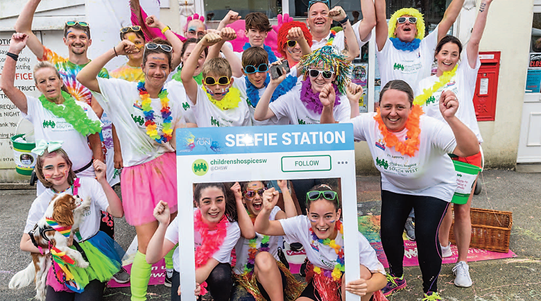 Rainbow Run – Your Way in support of Children's Hospice South West