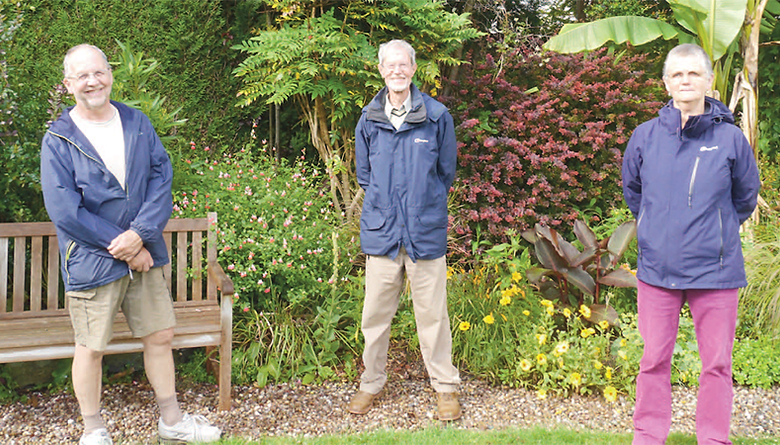 Saltash will benefit from four volunteer tree wardens to help oversee the protection of existing trees and the planting of new trees throughout the town.