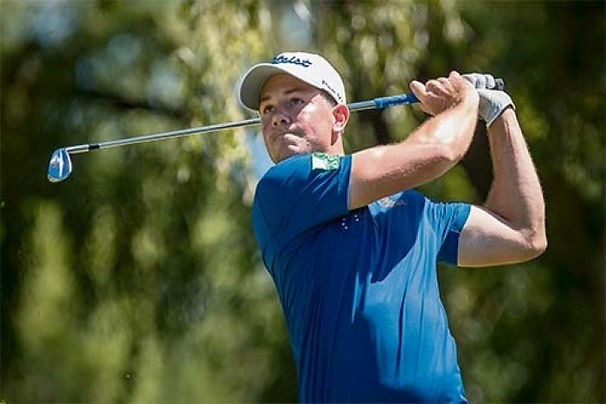 Sunshine Tour win for golf ace Enoch