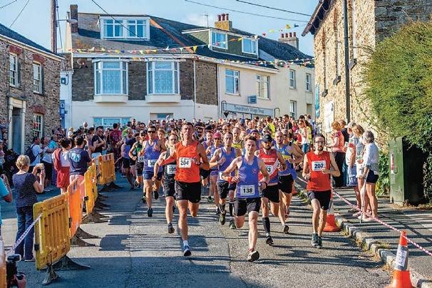 Tywardreath running event under starters orders again