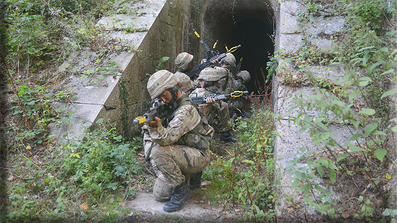 Organisers at Bodmin Army Cadets have issued the call for youngsters to get involved. PICTURE: COURTESY CORNWALL ARMY CADETS