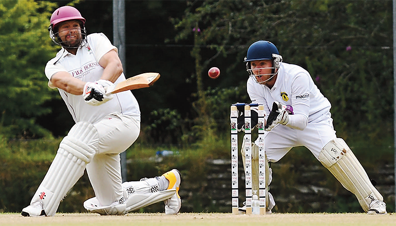 HOME TRIUMPH FILLS CAPTAIN WITH PRIDE - Lanhydrock put gap between themselves and relegation spots