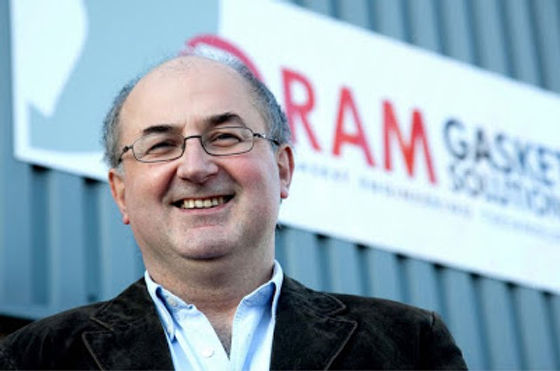 BIG Productivity supports RAM Gasket Solutions