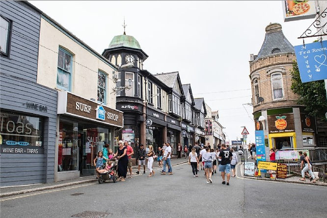 Exciting time for town as business premises are snapped up