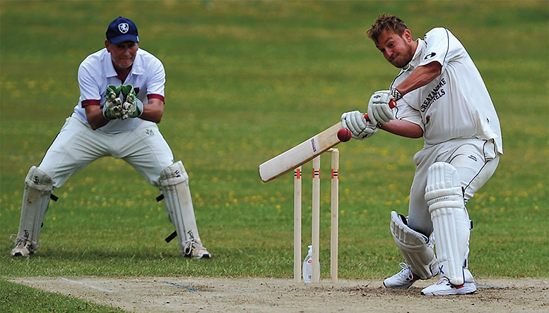 Thirds beaten by five wickets on Foxes' big day