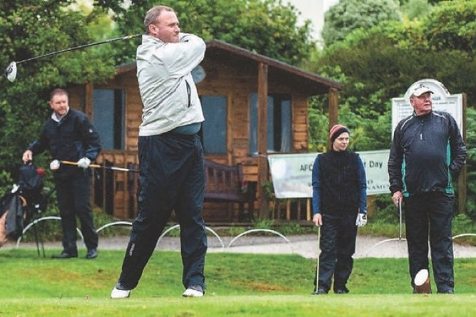 Golf club back on course as covid-19 rules start to ease