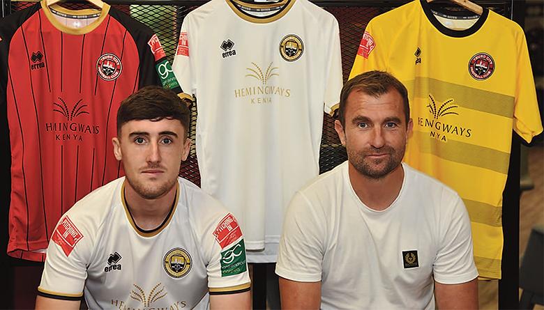 Club strike landmark four-year kit supplier deal