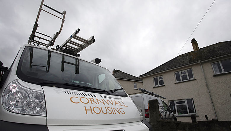 Cornwall Council and Cornwall Housing, part of the Corserv Group