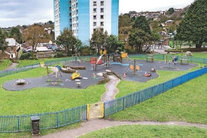 Opinions sought over the future of St Austell's parks