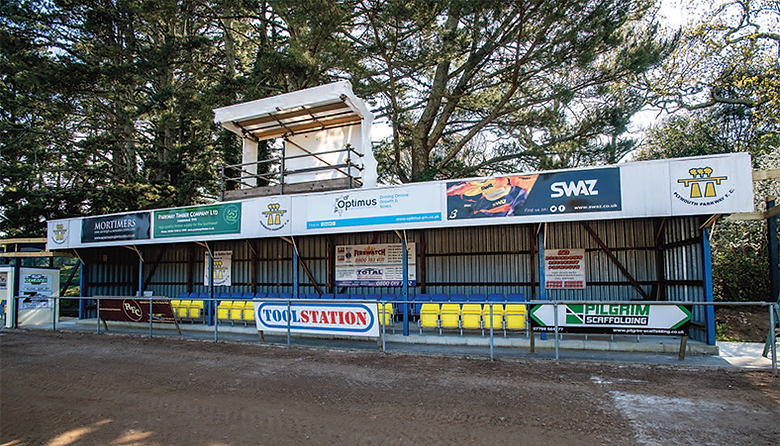 Chief executive admits club move to Devon is 'not ideal'