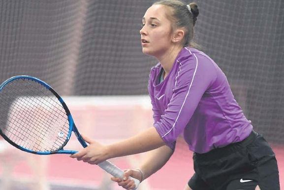 Gruelling schedule 'was exactly what I needed', says tennis ace