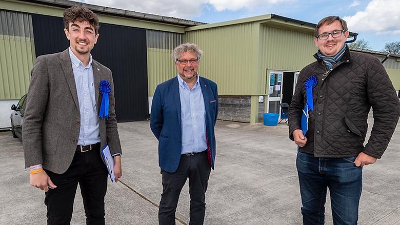 Tories take control of Cornwall