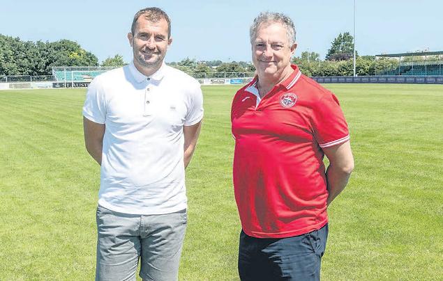 Truro fans must be patient, says City chairman Richards