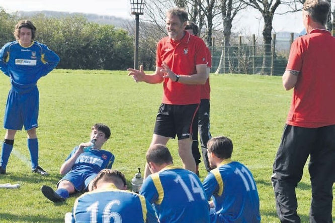Manager 'encouraged' by Academy's maiden outing
