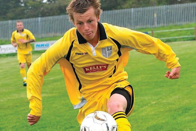 Luxton:'Newquay helped me fall in love with game'