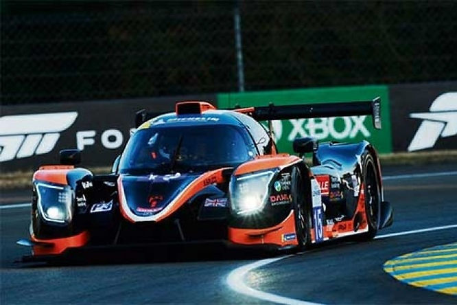 Tommy gets back on track at Le Mans Cup