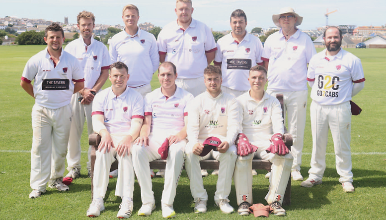 Eight-wicket victory boosts hosts' hopes of beating drop