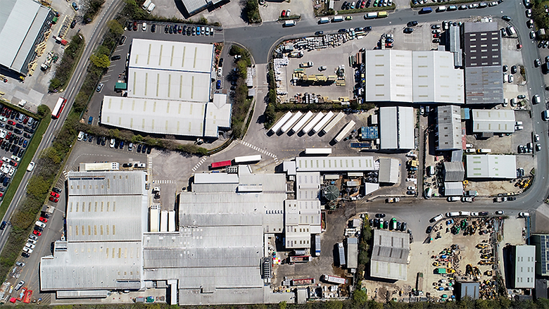 The St Merryn Meat Foods facility on the Cooksland industrial estate was investigated over odours in 2018.