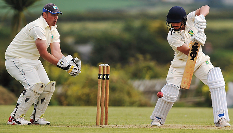 Seconds sneak home to beat Perranporth
