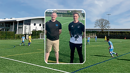 Pair appointed to manage reformed reserve side