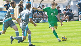 Seagulls score four to stun higher-ranked opponents