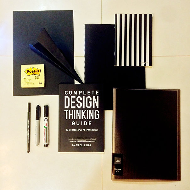 Design Thinking Training Certification Singapore | Emerge Creatives Book