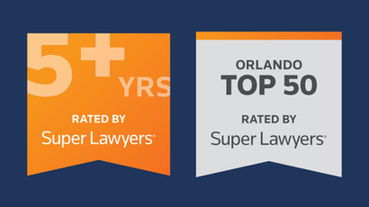 Travis Hollifield named one of the Top 50 lawyers in Orlando