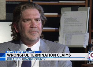 Fired state attorney employee considering legal action