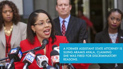 Former prosecutor sues Orange-Osceola State Attorney Aramis Ayala, alleging discrimination