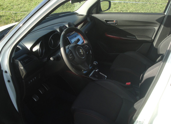 Suzuki Swift Sport 1.4 Compact Top MT