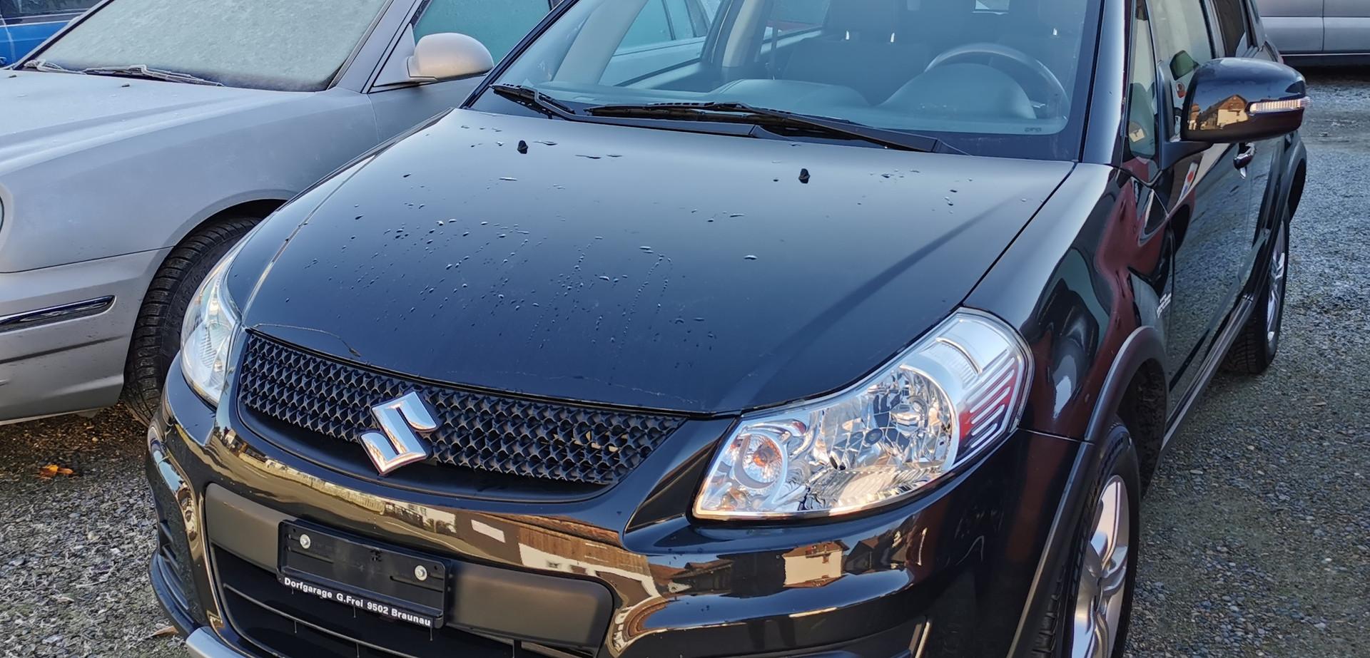 Suzuki SX4 1.6 GL Top Piz Sulai 4WD MT