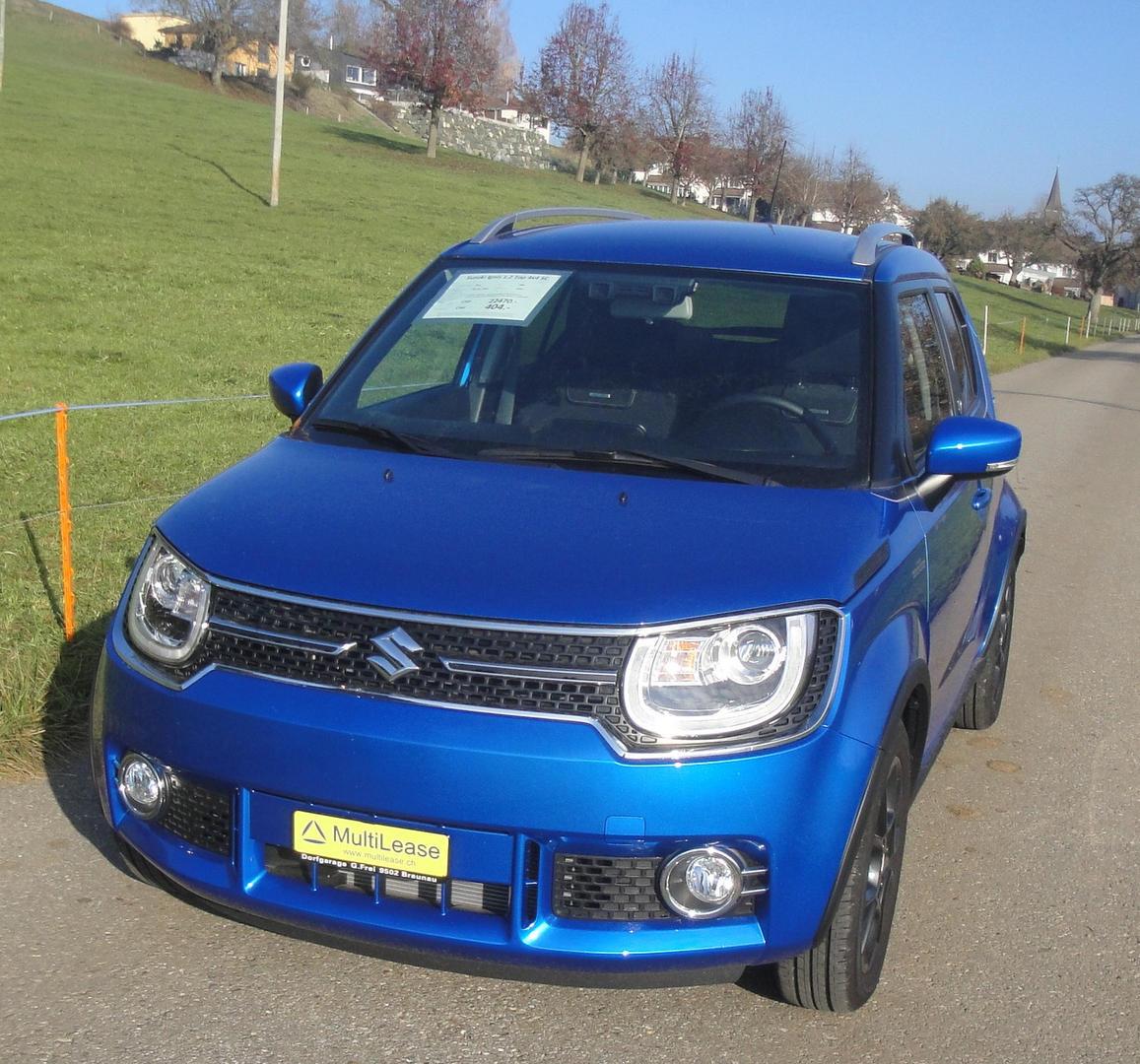 Suzuki Ignis 1.2 Sergio Cellano Top 4WD MT