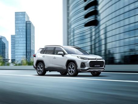 Der neue Suzuki Across ab Herbst 2020