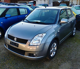 Suzuki Swift 1.5 GLX 5D AT